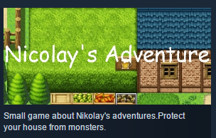Nicolay´s Adventure ( Steam Key / Region Free ) GLOBAL