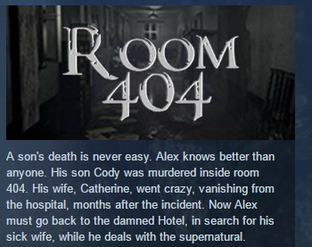 Room 404 ( Steam Key / Region Free ) GLOBAL ROW