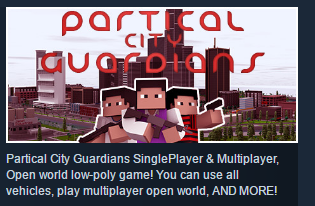 Partical City Guardians STEAM KEY REGION FREE GLOBAL