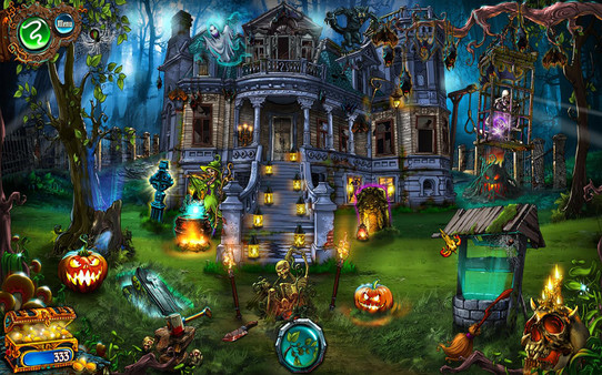 Save Halloween: City of Witches STEAM KEY REGION FREE