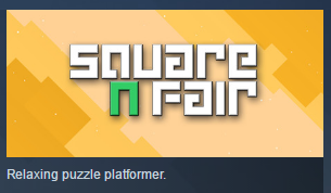 Square n Fair ( Steam Key / Region Free ) GLOBAL ROW