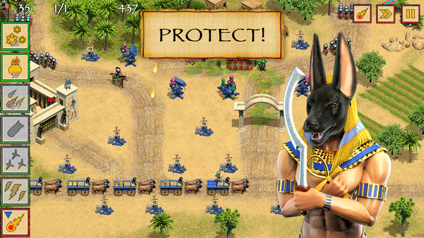 Defense of Egypt: Cleopatra Mission STEAM KEY GLOBAL