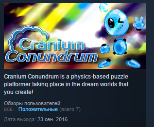 Cranium Conundrum ( Steam Key / Region Free ) GLOBAL