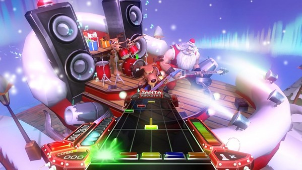 Santa Rockstar ( Steam Key / Region Free ) GLOBAL ROW