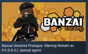Banzai Escape ( Steam Key / Region Free ) GLOBAL ROW