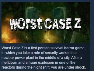 Worst Case Z ( Steam Key / Region Free ) GLOBAL ROW