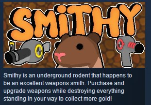 Smithy ( Steam Key / Region Free ) GLOBAL ROW