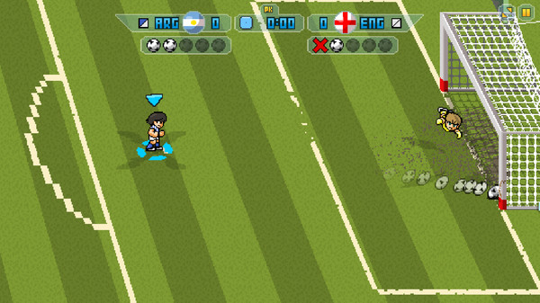 Pixel Cup Soccer 17 ( Steam Key / Region Free ) GLOBAL