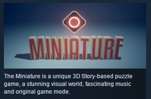 Miniature - The Story Puzzle (Steam Key / Region Free)
