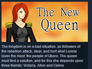 The New Queen ( STEAM GIFT RU + CIS )