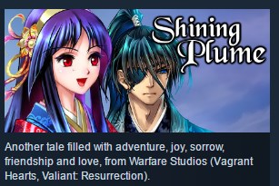 Shining Plume  ( STEAM GIFT RU + CIS )