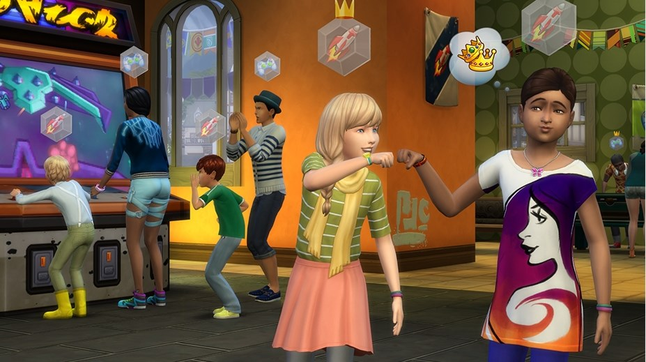 THE SIMS 4: Get Together DLC ORIGIN KEY GLOBAL