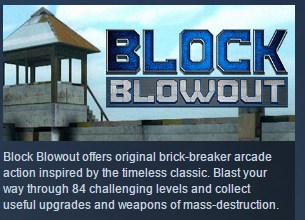 Block Blowout ( Steam Key / Region Free ) GLOBAL ROW