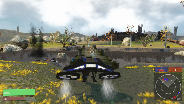 Project Hovercraft ( Steam Key / Region Free ) GLOBAL