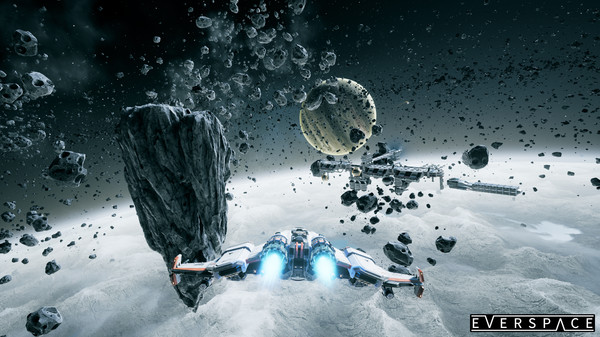 EVERSPACE ( STEAM GIFT RU + CIS )