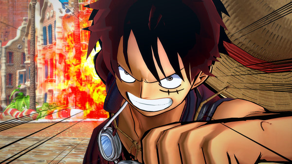 One Piece Burning Blood Gold Pack STEAM KEY СТИМ ЛИЦЕНЗ