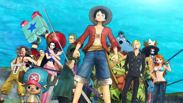 One Piece Pirate Warriors 3 STEAM KEY СТИМ КЛЮЧ ЛИЦЕНЗ