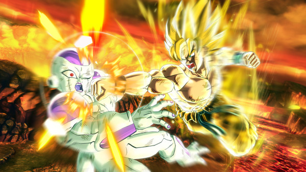 DRAGONBALL XENOVERSE DRAGON BALL BUNDLE EDITION STEAM