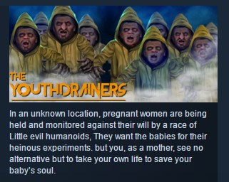 THE YOUTHDRAINERS STEAM KEY REGION FREE GLOBAL