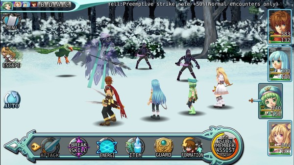 Alphadia Genesis ( Steam Key / Region Free ) GLOBAL ROW