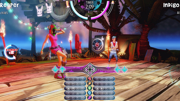 Dance Magic ( Steam Key / Region Free ) GLOBAL ROW
