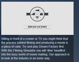 Dream Factory  STEAM KEY REGION FREE GLOBAL
