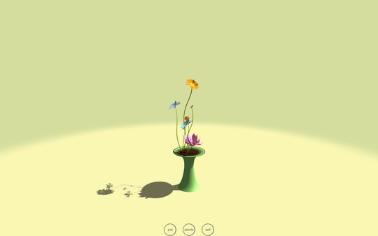 Flower Design STEAM KEY REGION FREE GLOBAL