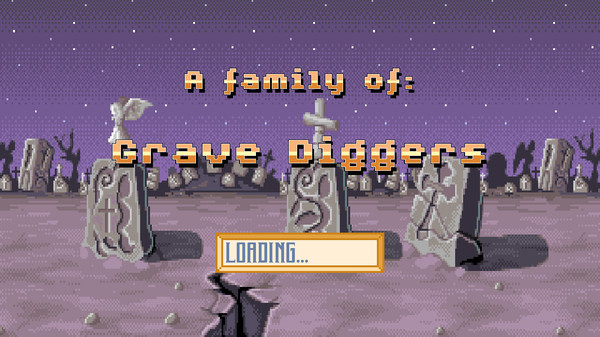 a Family of Grave Diggers STEAM KEY REGION FREE GLOBAL