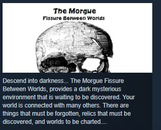 The Morgue Fissure Between Worlds STEAM KEY GLOBAL