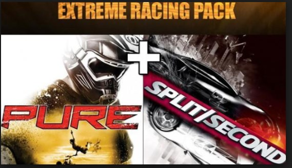 Disney Extreme Racing Pack Split Second Pure STEAM KEY