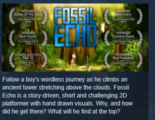 Fossil Echo ( Steam Key / Region Free ) GLOBAL