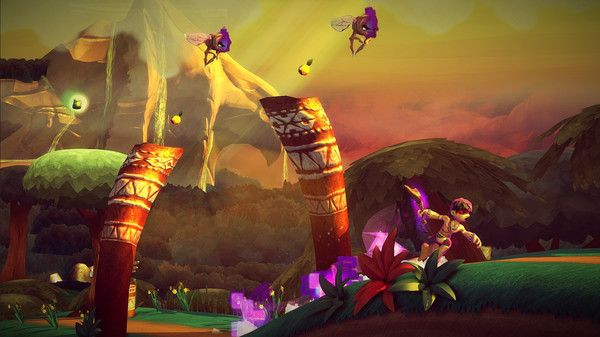 Aritana and the Harpys Feather STEAM KEY GLOBAL