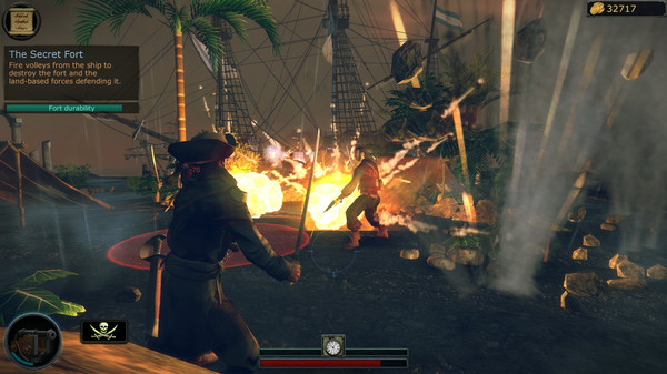 Tempest Pirate Action RPG Treasure Lands DLC STEAM KEY