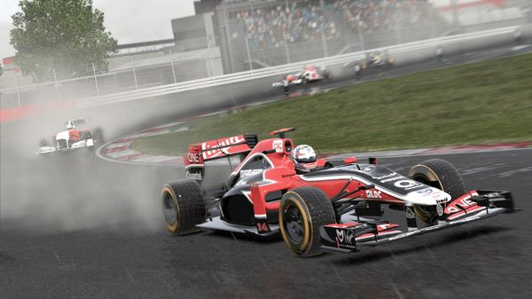 FORMULA F1 2011 STEAM KEY REGION FREE GLOBAL