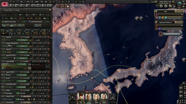 Hearts of Iron IV: Waking the Tiger STEAM KEY LICENSE
