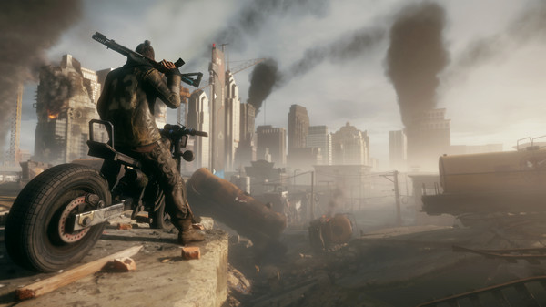 Homefront: The Revolution - Expansion Pass STEAM KEY