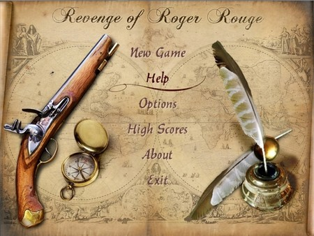 Revenge of Roger Rouge STEAM KEY REGION FREE GLOBAL