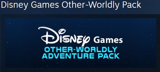 Disney Games Other-Worldly Adventure Pack STEAM KEY