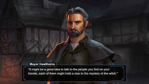 A Salem Witch Trial Murder Mystery STEAM KEY GLOBAL