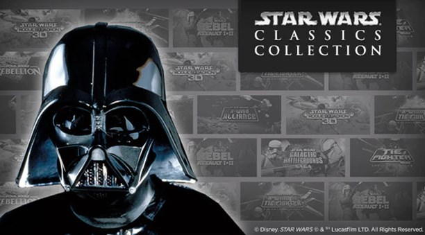 Star Wars Classics Collection STEAM KEY RU+CIS LICENSE