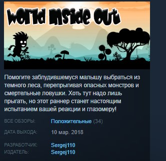 World Inside Out  STEAM KEY REGION FREE GLOBAL