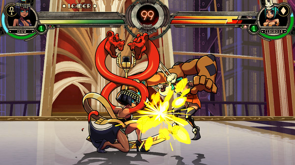 Skullgirls: Eliza  STEAM KEY REGION FREE GLOBAL