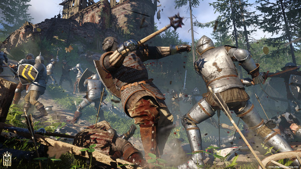 Kingdom Come Deliverance STEAM KEY RU+CIS LICENSE 💎