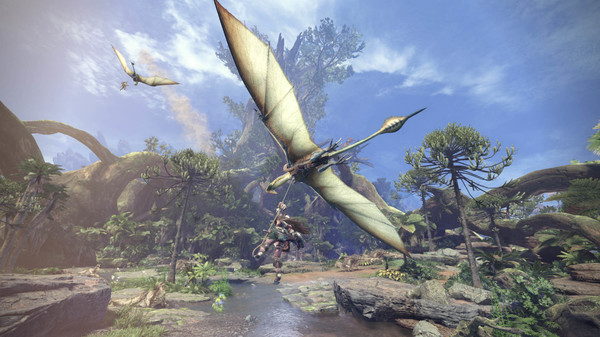 MONSTER HUNTER: WORLD STEAM KEY RU+CIS LICENSE 💎