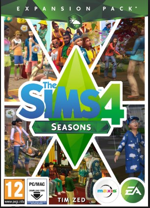 THE SIMS 4 SEASONS KEY REGION FREE GLOBAL 💎