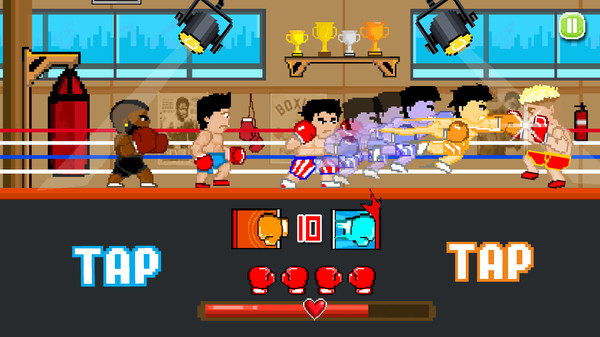 Boxing Fighter : Super punch  STEAM KEY REGION FREE
