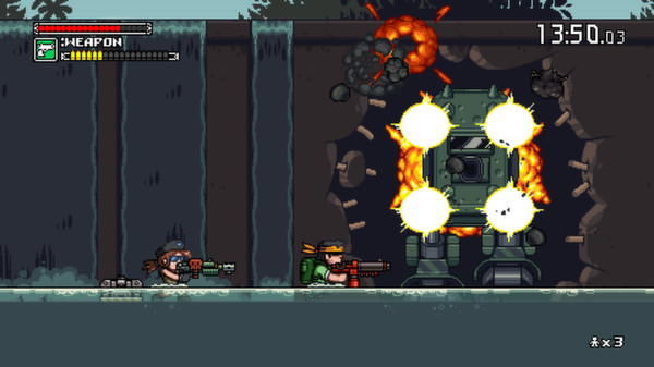 Mercenary Kings: Reloaded Edition (STEAM GIFT RU + CIS)