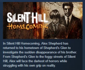 Silent Hill Homecoming STEAM KEY RU+CIS LICENSE 💎