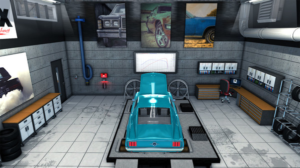 Car Mechanic Simulator 2015 Performance DLC STEAM KEY