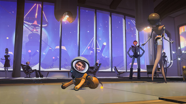 Headlander STEAM KEY REGION FREE GLOBAL